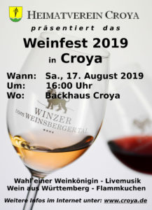 Weinfest @ Am Backhaus
